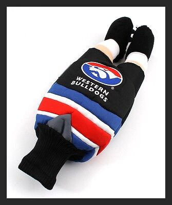 Afl Driver Head Cover - Official Afl Merchandise - Western Bulldogs - New!