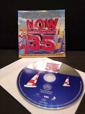 Now That's What I Call Music 35 (2010) Cd