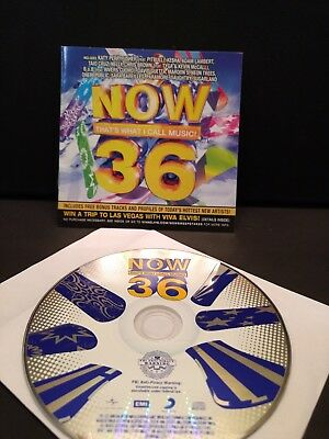 Now That's What I Call Music 36 (2010) Cd