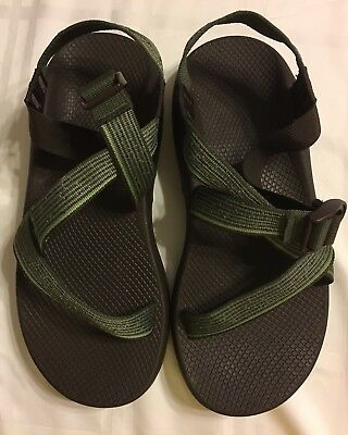 440c06bdc160 MEN S CHACO! CHACO Sandals Z1 Unaweep Forest Green Men s Size 11 ...