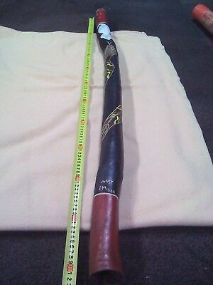2011 Original hand crafted didjeridoo by LINDSAY MAY