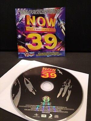 Now That's What I Call Music 39 (2011) Cd