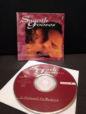 Smooth Grooves A Sensual Collection Vol 1 (1995) Cd