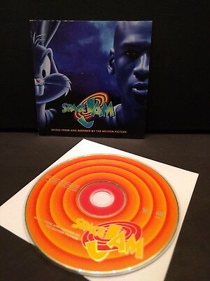 Space Jam Music From & Inspired By The Motion Picture (1996) Cd