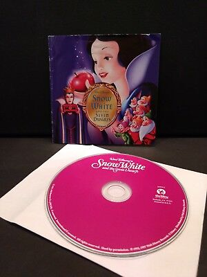 Disney's Snow White And The Seven Dwarfs (Original Soundtrack) Cd