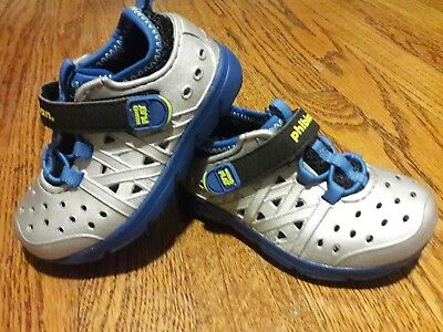 e8862165a17d NEW STRIDE RITE SZ 6 Phibian Made 2 Play Boys Machine Wash Shoes ...