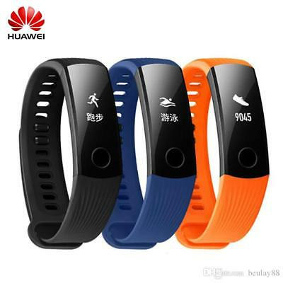 Huawei Honor Band 3 Smart Wristband Heart Rate Monitoring Swimming Fitness Track