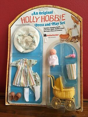 Holly Hobbie Dress And Play  Set