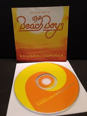 The Beach Boys Sounds Of Summer (2003) Cd