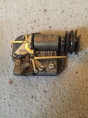 Black Forest Cuckoo Clock Music Box For Parts Or Restoration
