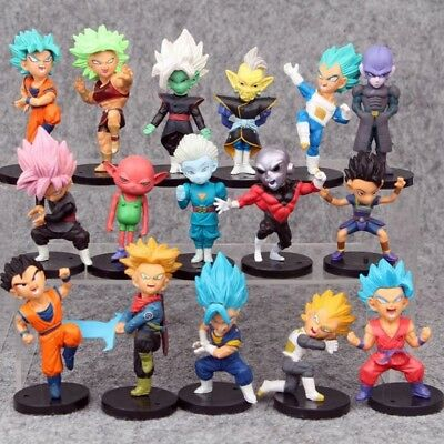 Toys & Hobbies Latest Collection Of Dragon Ball Z Goku Vegeta Trunks Super Saiyan Apf Led Action Figures Toy Dragon Ball Super Anime Son Goku Vegeta Figurine Dbz