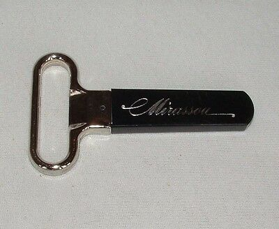 Vintage Wine Bottle Opener Cork Pull Mirassou Napa Valley California Winery