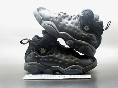 5e52176d2e456f NIKE AIR JORDAN Jumpman Team II 2 Premium GT 874751-003 Toddler SZ ...