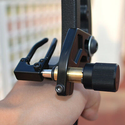 1x Arrow Rest for Hunting Compound Bow Competition  Archers Finger Guard Shaft#