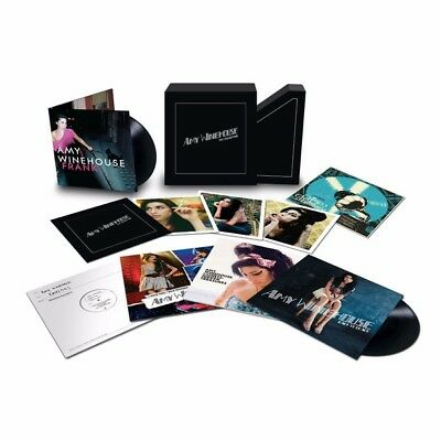 Ami Winehouse The Collection 8 LP - Set limitiert