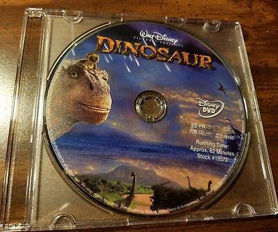 Brand New Walt Disney Dinosaur Regular Dvd Disc Only