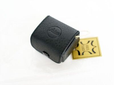 LEICA SMALL LEATHER CASE/POUCH FOR ACCESSORY VIEWFINDER 18mm 21mm 24mm 28mm