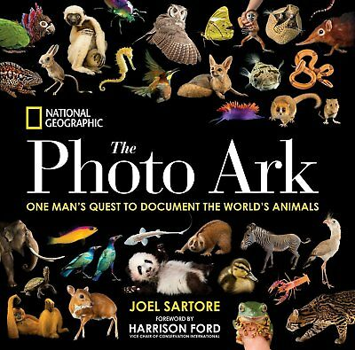 National Geographic The Photo Ark: One Man's Quest to Document the World's Anima