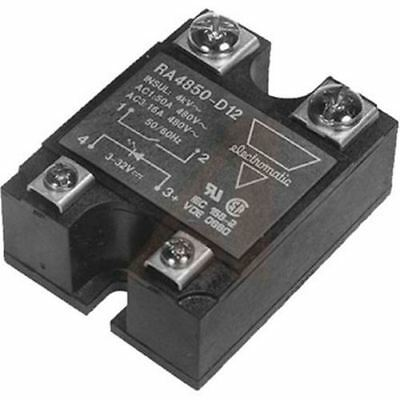 Carlo Gavazzi 25 A Solid State Relay, Zero, Panel Mount, 265 V ac Maximum Load