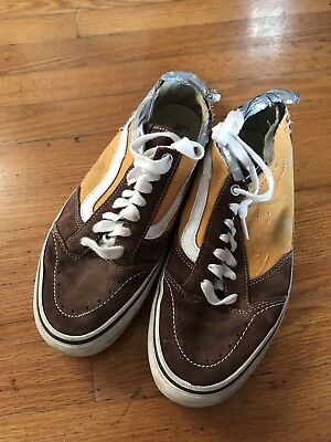 92d55f282a VANS X ANTI Hero – Tnt Sg Brown trujillo Size 6.5 Mens Used. Limited  Edition -  75.00