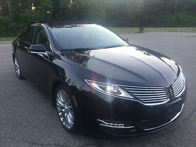 2014 Lincoln MKZ/Zephyr 2.0 ECO-BOOST / NAVIGATION /PANORAMIC SUNROOF 2014 LINCOLN MKZ 2.0 ECO-BOOST NO RESERVE