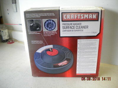 "Pressure Washer Surface Cleaner Craftsman    """" New In Box """""