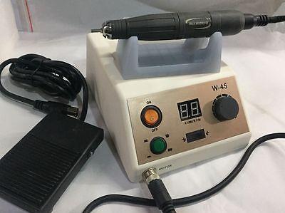 Dental Brushless Polisher Polishing Machine Micromotor & 45K RPM Handpiece CE