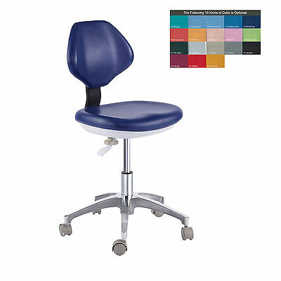Dental Dentist's Chair QY90G PU Leather Medical Doctor's Stool Mobile Chair