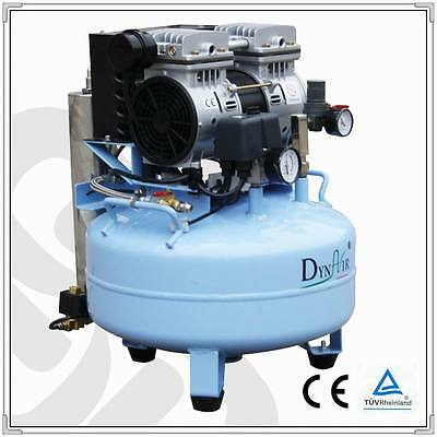 Dental Noiseless Oilless Air Compressor DA5001D With Air Dryer CE FDA approved