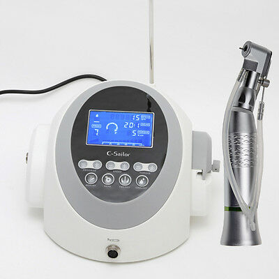 COXO Dental Surgical Implant Drill Motor & 20:1 Reduction Handpiece & Suitcase