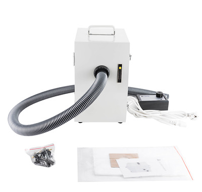 370W Dental Lab Vacuum Cleaner Artificer Room Digital Dust Collector JT-26C