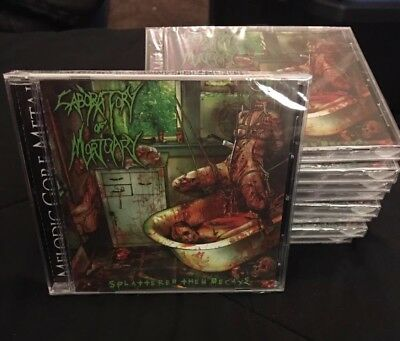 Laboratory of Mortuary 20 brutal death metal cd lot WHOLESALE