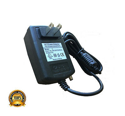 AC Adapter for Gold's Gym - Cycle Trainer 300 Ci - GGEX616150 Upright Bike 300Ci