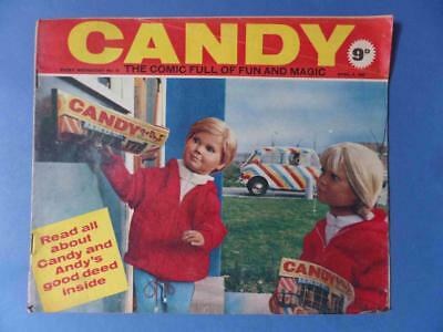 Candy 12 1967 Gerry Anderson Thunderbirds Page!