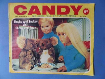 Candy 17 1967 Gerry Anderson Very Rare!