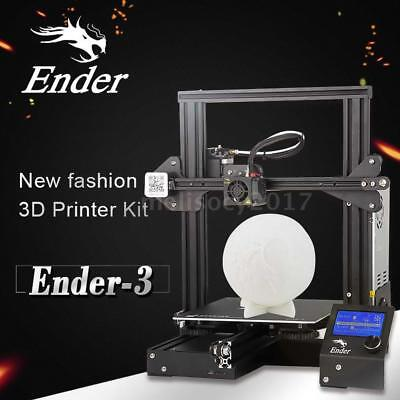 UPDATED VERSION WITH Removable Plate Creality Ender 3 3D