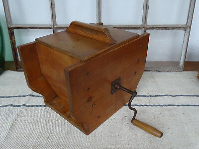 Q7433 Butterfass ~ Buttermaschine ~ butter churn ~ um 1910 ~ RAR!!!