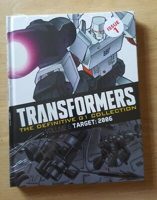Transformers The Definative G1 Collection: #6 Target: 2006 Graphic Novel