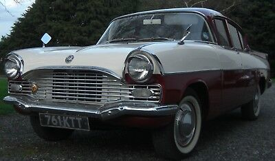 1962 Vauxhall Velox PA For Sale
