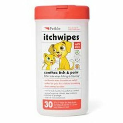 Petkin Itch Stop Wipes 30pcs 5316B