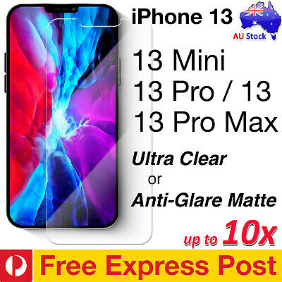 [FREE EXPRESS] Clear | Matte Screen Protector Film for iPhone XS Max XR X 8 7 6