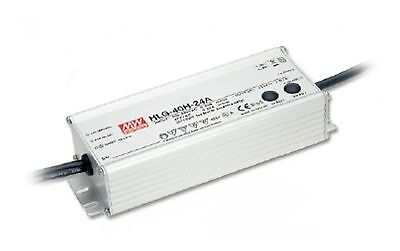 40W high efficiency LED power supply 12V 3.33A with PFC