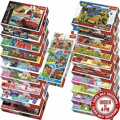 Trefl 30 Pieces Jigsaw Puzzle For Kids Disney