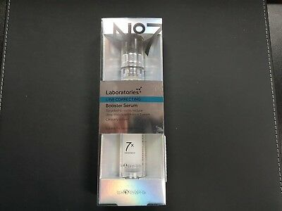 No7 Line Correcting Booster Serum 15ml - BN & Unused - Gen UK Stock