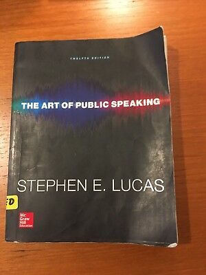 Connect access code the art of public speaking by stephen lucas the art of public speaking by stephen lucas paperback 12th edition 2014 fandeluxe Image collections