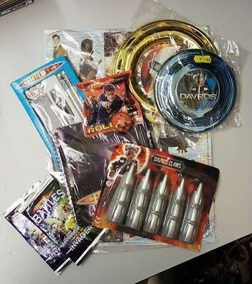 Doctor Who: Mixed Kids Bundle Incl. Battles in Time Cards and Rollers - 10 Items