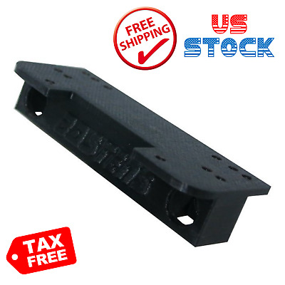 Bastens Winch Mount Plate For The Axial Wraith Stock Bumper Predrilled Holes