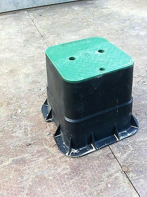Water Irrigation Valve Box by HR Products