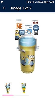 Minions Sippie Cup No Spill