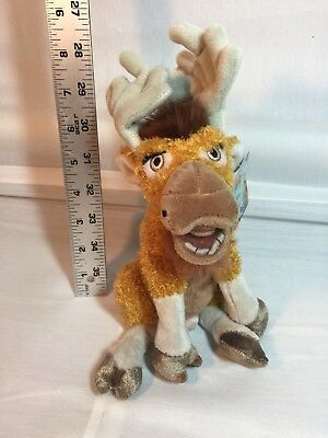 Disney Store Rutt Moose from Brother Bear Bean bag toy - New with tags